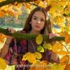 Phoebe – an autumn walk around Kenwood.